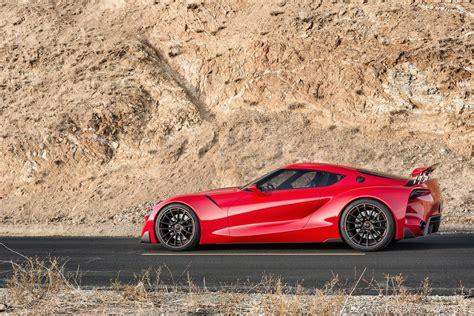 Toyota Supra Successor To Feature Convertible Variant