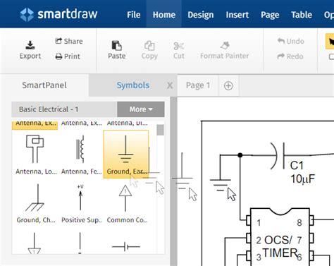 Electrical Design Software Make Circuit Drawings Try