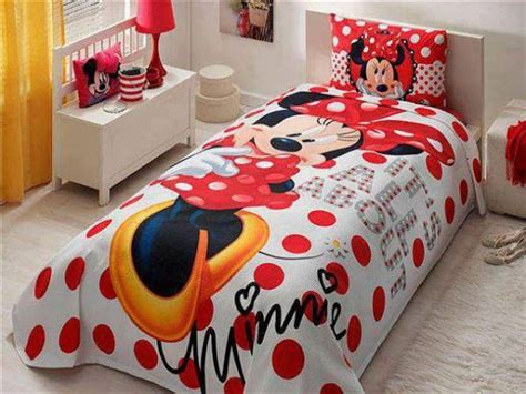 Disney Minnie Mouse Bedding Set