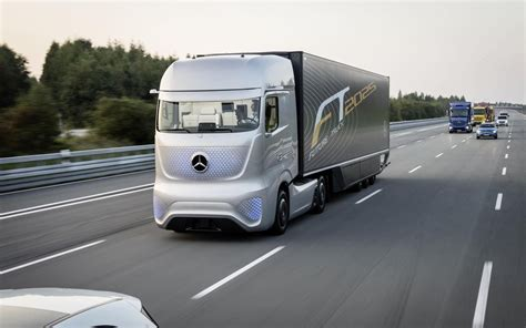 mercedes benz ft 2025 the truck of the future 2 13