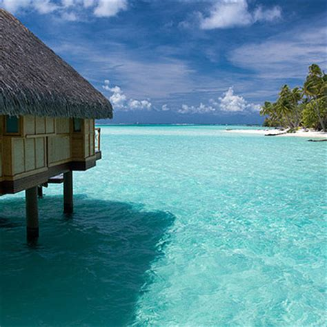 Most Luxurious & Romantic Overwater Bungalows Worldwide