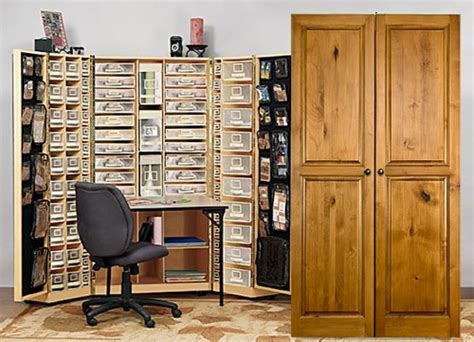 Craft Storage Furniture  Craftshady Craftshady