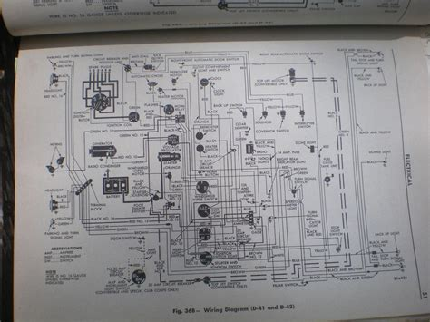 1947 Dodge Wiring Diagram by 1947 Packard Wiring Diagram Wiring Library