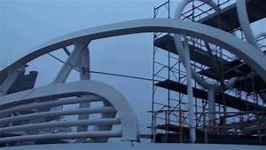 MSC Seaside Ship Visit in Monfalcone ship yard - YouTube