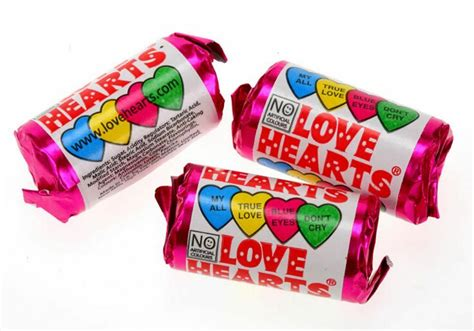 mini love hearts birthday party bag filler wedding sweets ebay