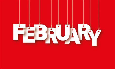 February: Foods Days, National Foods Holidays