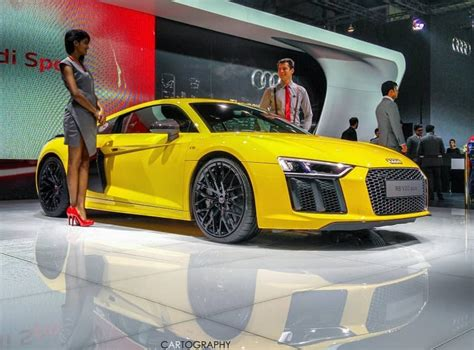 Just how much faster is a bugatti veyron than an audi r8? world fastest audi R8 2018 | price | mileage | speed