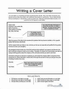 writing a cover letter job application resources With preparing a resume and cover letter