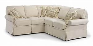 Jennings 3 piece sectional by flexsteel gardiners for Sectional sofas gardiners