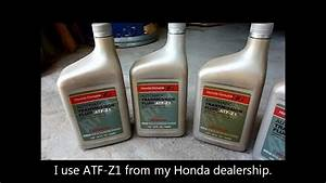 1999 Honda Accord Engine Oil Capacity