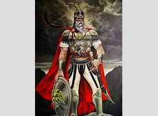 Scanderbeg The Great King Warrior Of Albania 1465 by