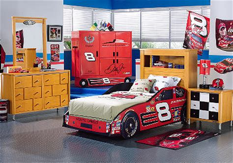 Race Car Themed Bedroom Ideas  Kids And Baby Design Ideas