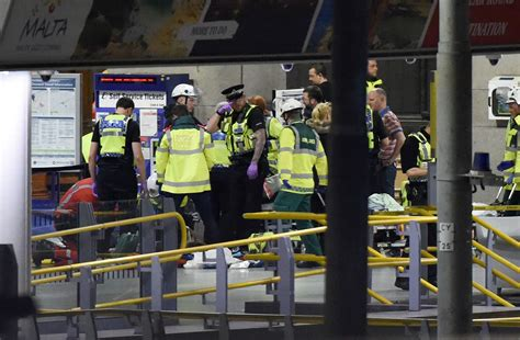 Manchester Arena terror attack in pictures: Scenes of ...