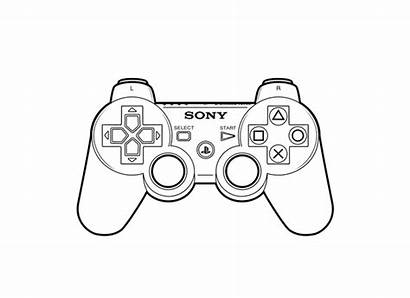 Clipart Ps3 Controller Playstation Ps4 Play Clipground