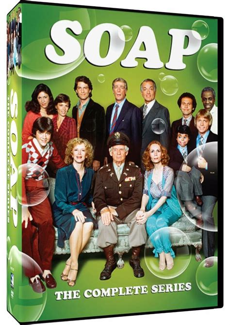 Soap: The Complete Series Season 1-4 (1 2 3 4) - New 8 DVD Box Set 90 Episodes ...