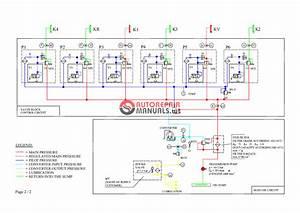 Zf  U2013 Ergopower Transmission 4wg-110 Service