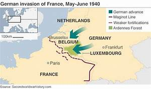 1940: WHY GERMANY INVADED NETHERLANDS & BELGIUM