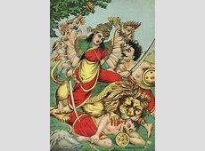 FileDurga Mahishasuramardini, the slayer of the buffalo