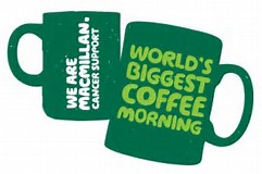 Image result for macmillan coffee morning 2017