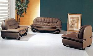 Traditional Leather Living Room Set 3 Piece Placement Also ...