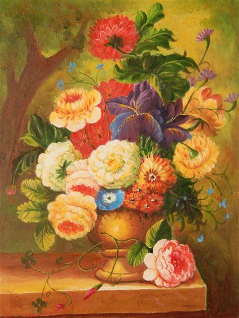 fiori ad olio quadri ad olio con fiori artecarlacolombo continuo con i