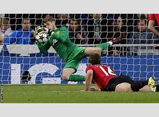 Ryan Giggs praises goalkeeper David De Gea Football Deluxe