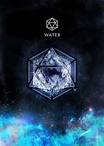 Water Element - and it's Sacred Geometric Symbol ~ by ...