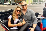 Tinsley Mortimer and her boyfriend of more than a year ...