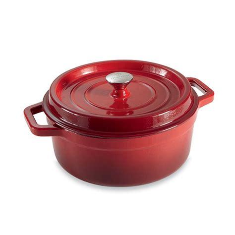 cuisine en cocotte en fonte cocotte en fonte ronde 28 cm mathon faitouts cocottes et marmites cuisson mathon fr