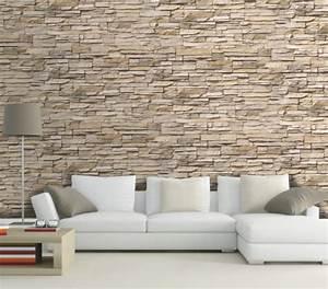 Wand Mit Steinen : wand mit steinen andere wand gestalten mit steinen ~ Michelbontemps.com Haus und Dekorationen
