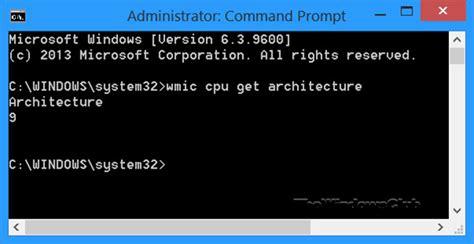 Windows 7 Architecture X86 Or X64