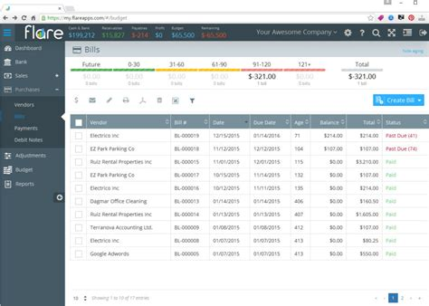 expense tracking software small business expense