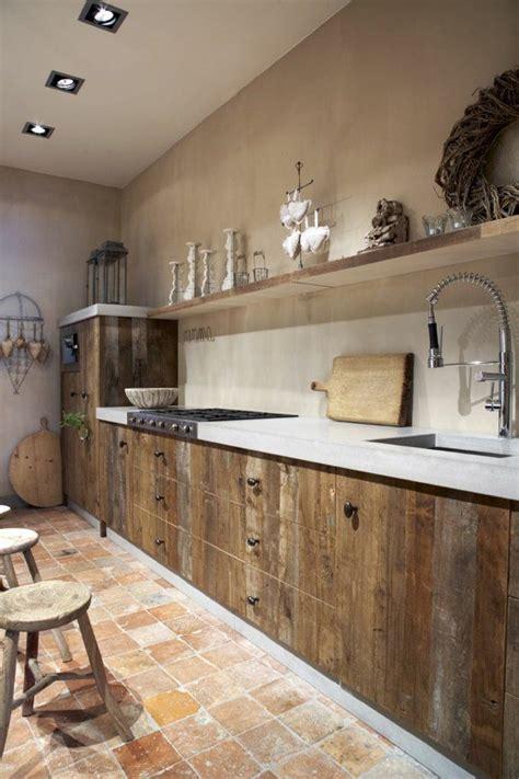 meubles de cuisine en bois les 20 meilleures idées de la catégorie cuisine bois