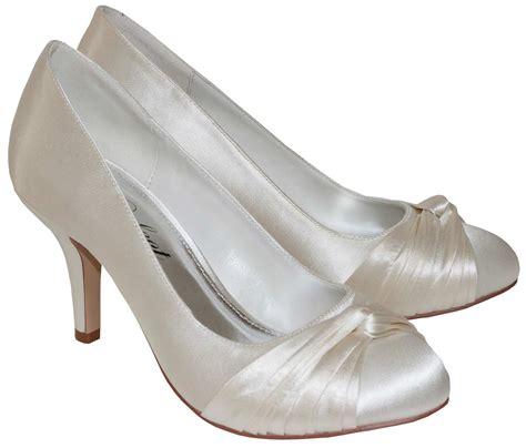 chaussures femmes ivoire pour mariage escarpins mariage ivoire toutoumiaou fr