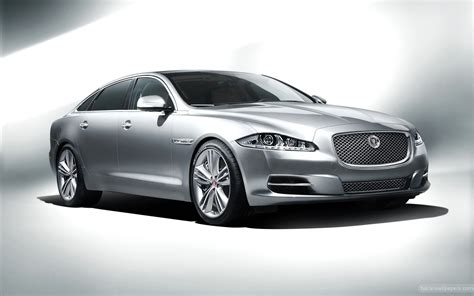 2012 Jaguar Xj Wallpaper
