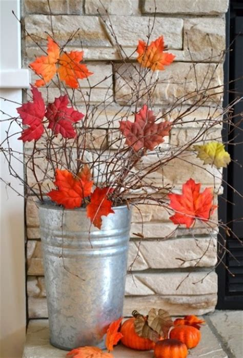 autumn diy 25 adorable diy autumn inspired decoration ideas with leaves