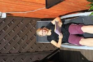 Balkon Liege Für Zwei : bei sch nstem gartenwetter bettruhe verordnet und nun handwerker und heimwerker blog ~ Markanthonyermac.com Haus und Dekorationen