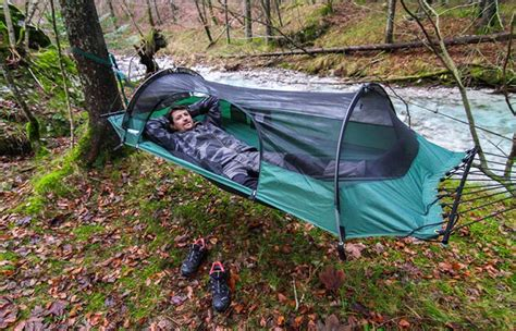 Tent Hammock Combination by Lawson Blue Ridge Tent And Hammock In One