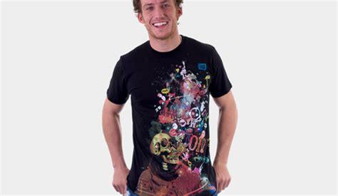 Kaos T Shirt Keren kaos dengan desain ilustrasi keren banget 15 contoh product
