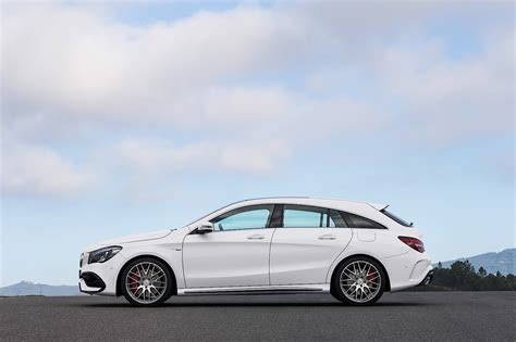 The 2017 Mercedes Benz Cla And Cla Shooting Brake Are Here