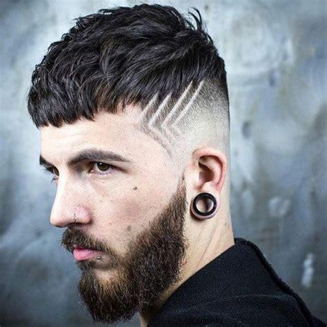 cool haircut designs  men  barber shit hair