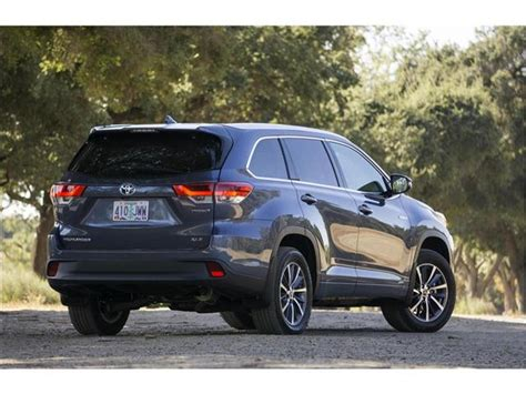 Toyota Highlander Hybrid Prices, Reviews And Pictures