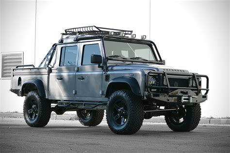 Land Rover Defender 'project Spectre' Hiconsumption