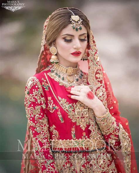 zubab rana actress bridal shoot reviewit pk jewellery