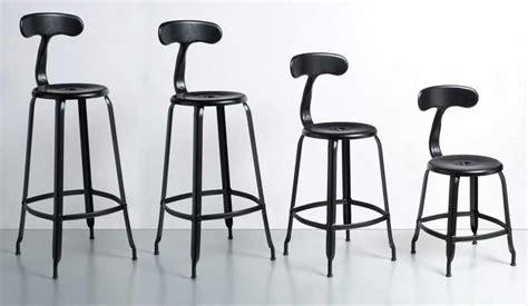 chaise nicolle la chaise nicolle une chaise de bar industriel indémodable