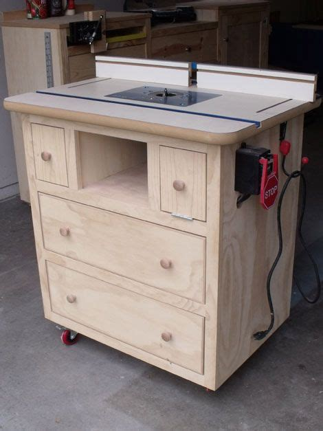 ana white build  patricks router table   easy diy project  furniture plans