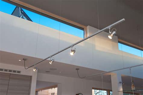 suspended kitchen lighting suspended track lighting system hshire light modern 2621