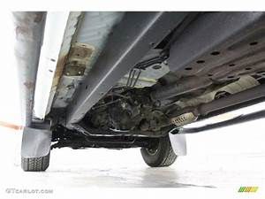 2001 Toyota Tacoma V6 Trd Double Cab 4x4 Undercarriage