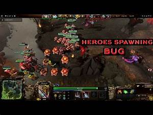 DOTA 2 Coach Spawning Heroes In Pub Matches BUG