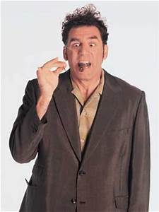 Who's funnier: Jerry or Kramer? Poll Results - Seinfeld ...